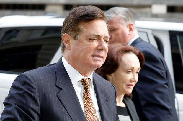 Paul Manafort: Former Republican fixer faces new charges. Photo: Reuters/Yuri Gripas/File Photo
