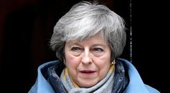 'I am sure if it suits Britain the new prime minister will state that Mrs May should have sought parliamentary agreement before signing the backstop agreement.' Photo: Reuters/Toby Melville