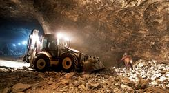 Irish-owned titanium miner Kenmare Resources reported a 162pc increase in profit after tax to $50.9m (€45m) last year, a performance analysts said should please shareholders. Stock photo: Thinkstock