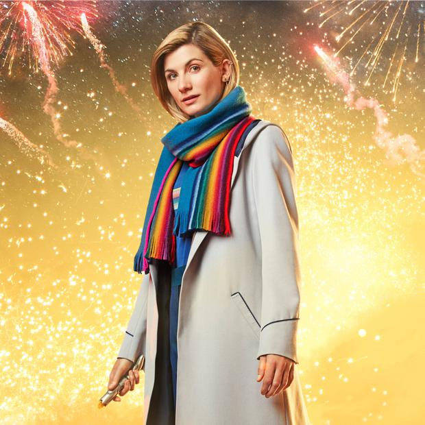 Dr Who: Sci-fi time traveller is played now by Jodie Whitaker