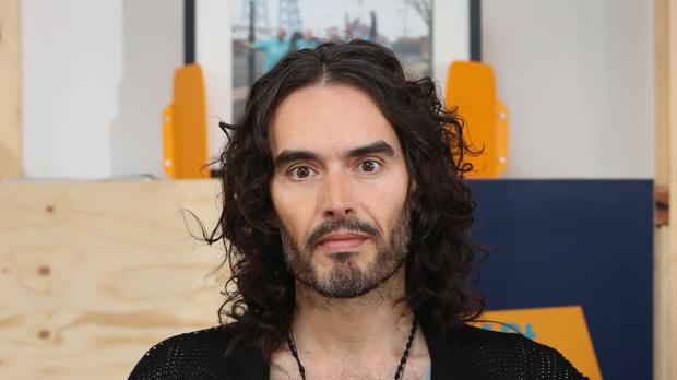 Russell Brand (PA)