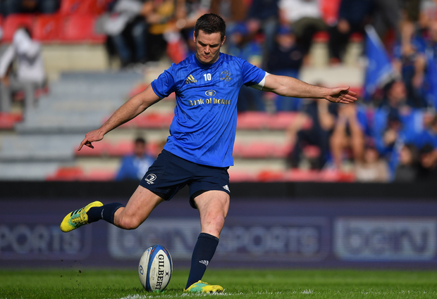 Leinster and Ulster face a possible trip to Paris in the Champions Cup semi-final. Photo by Brendan Moran/Sportsfile