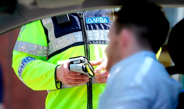 Gardai will be testing for drink and drugs driving this weekend