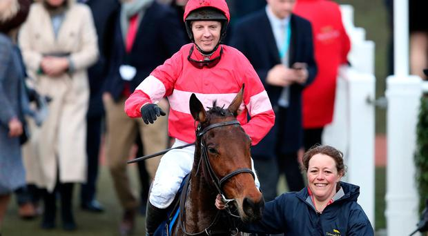 Noel Fehily set for Newbury finale this Saturday after surprise retirement announcement