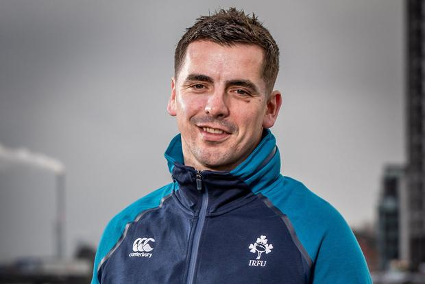 Ireland Rugby U20 head coach Noel McNamara. Photo: ©INPHO/Morgan Treacy