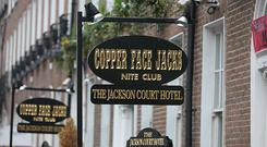 Copper Face Jacks has been a rite of passage for decades
