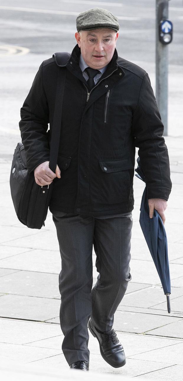 Patrick Quirke is on trial for murder