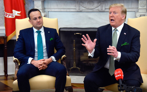 President Donald Trump planning visit to Ireland