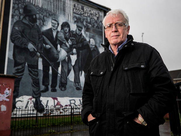 SDLP leader says families conducted themselves with 'astonishing dignity — Bloody Sunday