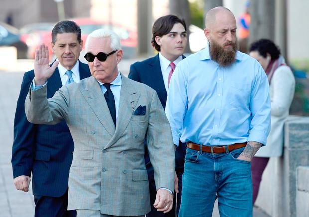 Judge Sets Roger Stone Trial Date For November 5