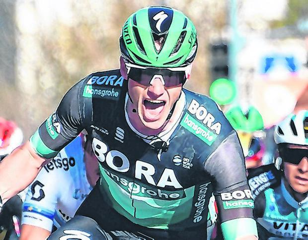 a750417d5 Bennett sprints to second Paris-Nice stage victory - Independent.ie