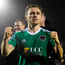 Conor McCormack of Cork City celebrates. Photo: Eóin Noonan/Sportsfile