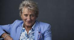 Rod Stewart had an eventful love life but