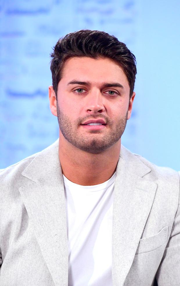 File photo dated 7/2/2018 of former Love Island contestant Mike Thalassitis who has died aged 26, his management has confirmed. Photo: Ian West/PA Wire