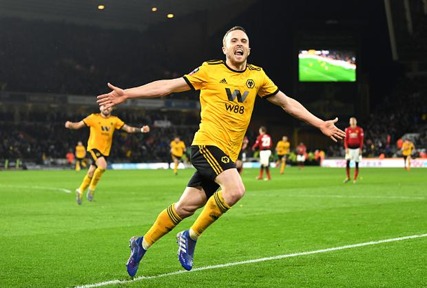 Manchester United crash out of FA Cup as Jimenez and Jota send Wolves to  first semi-final in a generation 9b0ba246e