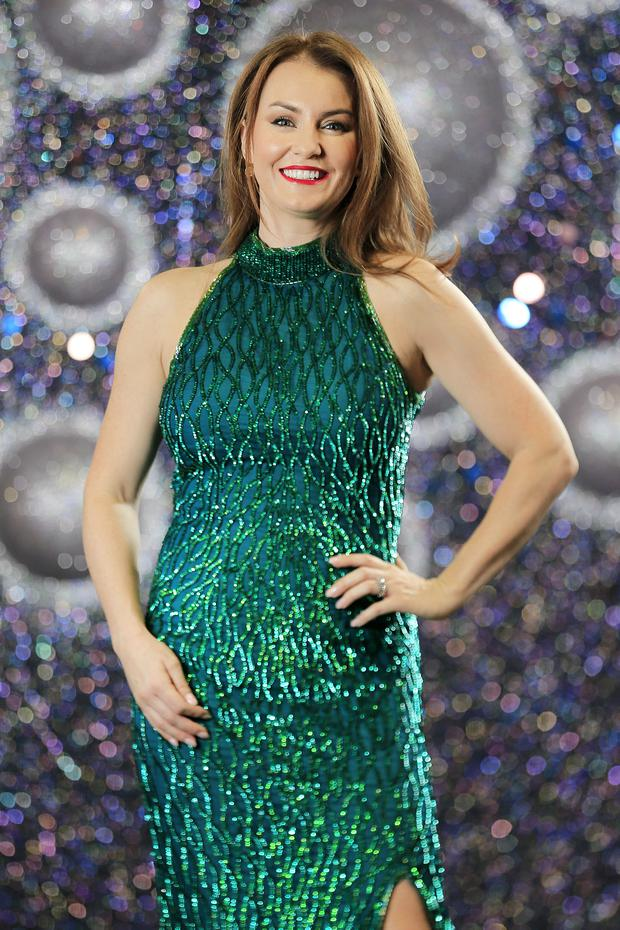 FEELING GOOD: 'Dancing with the Stars' contestant Mairead Ronan on losing weight and feeling better. Photo: Gerry Mooney
