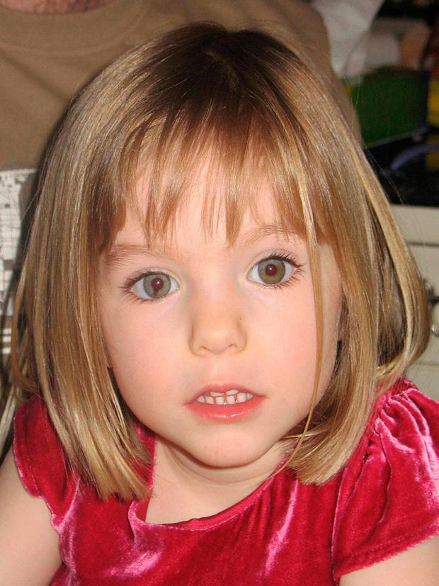 MISSING: One of the last pictures taken of toddler Madeleine McCann, whose disappearance is the subject of a new documentary series on Netflix
