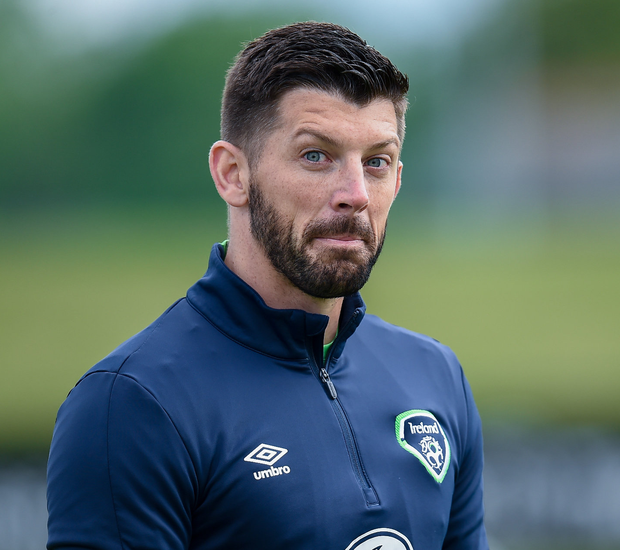 Keiren Westwood now injury free. Photo: Sportsfile