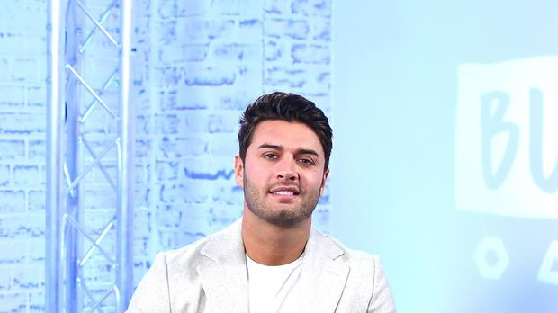 Mike Thalassitis died on Saturday (Ian West/PA)