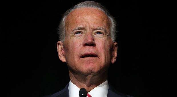 Biden's slip tells Democrats he's ready to run in 2020 election