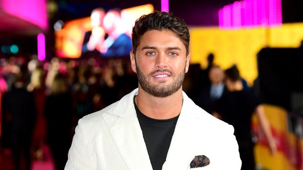 Mike Thalassitis was on Celebs Go Dating with Sam Thompson (PA)