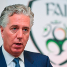 FAI Chief Executive John Delaney. Photo: Cody Glenn/Sportsfile