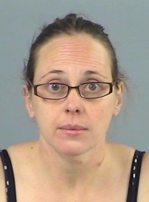 Claire Colebourn, who was sentenced following her conviction at Winchester Crown Court for the murder of her three-year-old daughter by drowning her in the bath