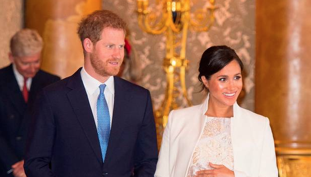 File photo dated 05/03/19 of the Duke and Duchess of Sussex