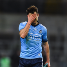 Kevin McManamon of Dublin following the Allianz Football League Division 1 Round 6 match between Dublin and Tyrone at Croke Park in Dublin. Photo by David Fitzgerald/Sportsfile