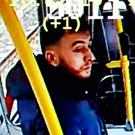 This image made available on Monday March 18, 2019 from the Twitter page of Police Utrecht shows an image of 37 year old Gokman Tanis who police are looking for in connection with a shooting incident on a tram. Police, including heavily armed officers, flooded the area after the shooting Monday morning on a tram at a busy traffic intersection in a residential neighborhood. (Police Utrecht via AP)