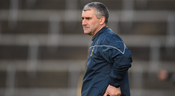 Tipperary manager Liam Sheedy during the Allianz Hurling League Division 1 Quarter-Final match between Tipperary and Dublin at Semple Stadium in Thurles, Tipperary. Photo by Daire Brennan/Sportsfile