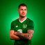 18 March 2019; James Collins of Republic of Ireland poses for a portrait during a squad portrait session at their team hotel in Dublin. Photo by Stephen McCarthy/Sportsfile