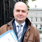 Crisis warning: Irish Medical Organisation chief Peadar Gilligan. Picture: Tom Burke