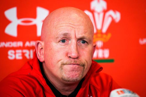 Shaun Edwards. Photo: Ben Birchall/PA Wire