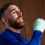 Richard Keogh during a Republic of Ireland press conference