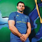 Fergus McFadden believes the disappointment of the Six Nations can spur on Leinster's Ireland contingent. Photo: Ramsey Cardy/Sportsfile
