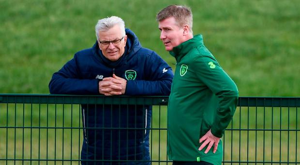 David Kelly: 'Phoney war is serious stuff for Kenny as he begins path to top job'