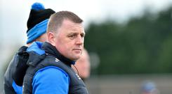 Waterford manager Páraic Fanning: 'I'm not against playing a sweeper. At times you need to be able to adapt'. Photo: Matt Browne/Sportsfile