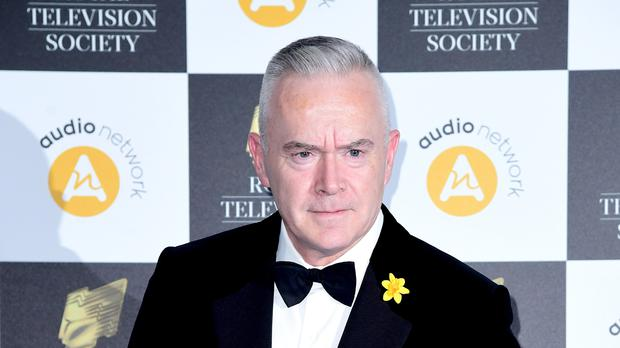 Huw Edwards attending the Royal Television Society Programme Awards (Ian West/PA)