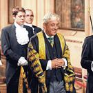 Ruling: Speaker John Bercow has told the House of Commons that the UK government cannot have its 'third time lucky' vote. Photo: Niklas Halle'n/Reuters
