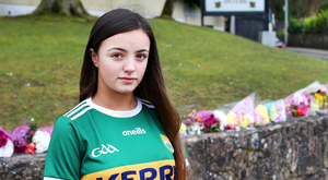 Eboney Johnson who witnessed the crush at the Greenvale Hotel in Cookstown that claimed the lives of Lauren Bullock, Morgan Barnard and Connor Currie. Photo: Steve Humphreys