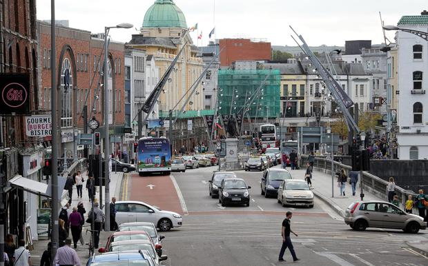 Cork city. Photo: PAUL FAITH/AFP/Getty Images