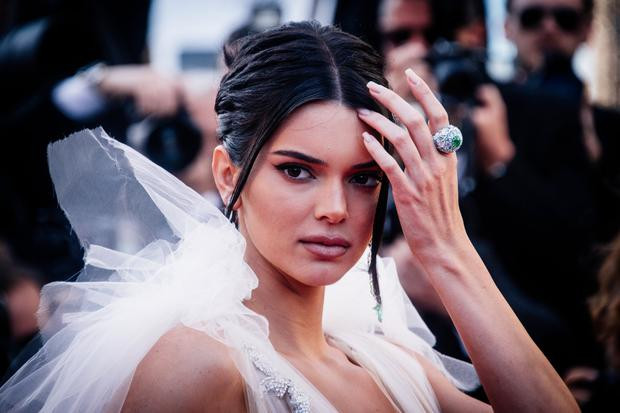 Model Kendall Jenner attends the screening of