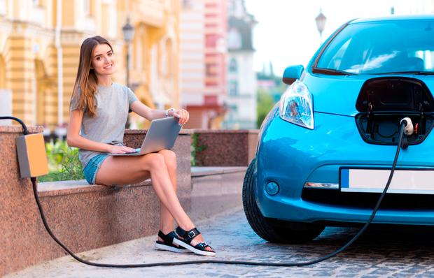 Carmakers Toyota and Suzuki yesterday said they plan to produce electric vehicles (EVs) and compact cars for each other to better compete with fast-changing technologies in the global car industry. Stock photo