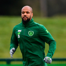 David McGoldrick. Photo: Sportsfile