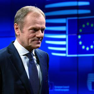 President of the European Council Donald Tusk. Photo: REUTERS/Toby Melville
