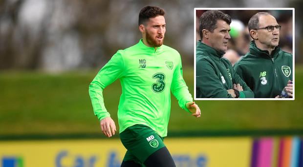 Matt Doherty says Ireland camp is a happier place without Keane and O'Neill