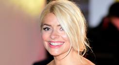 Holly Willoughby has taken style inspiration from Meghan (Ian West/PA)