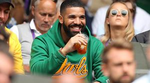 Rapper Drake is in Dublin