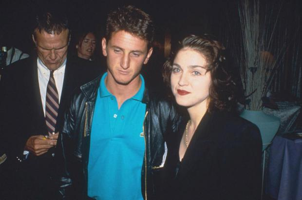 Turmoil: Penn and Madonna were on the road to divorce